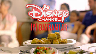 "Disney Channel ""Eid Idents"""